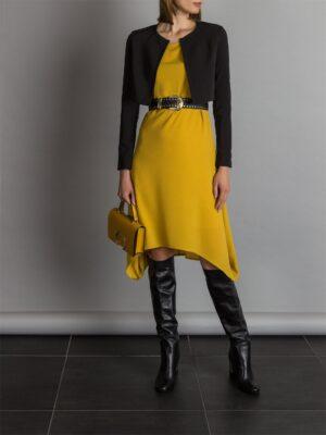 Φόρεμα Yellow Rinascimento