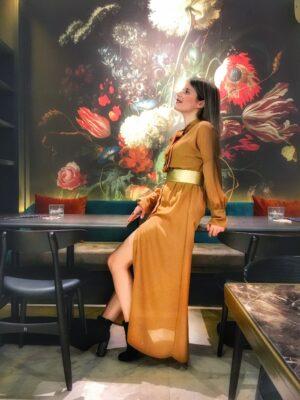 φόρεμα Victoriana Rinascimento
