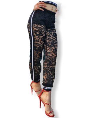 παντελόνι Lace Rinascimento