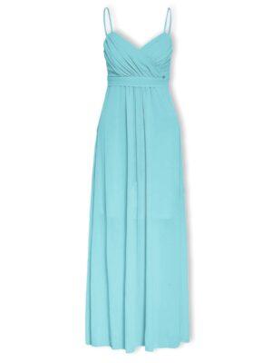 Μάξι φόρεμα ζορζέτα Rinascimento