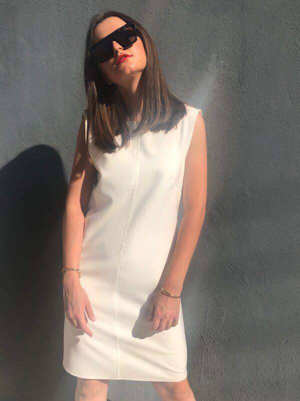 φόρεμα White Rinascimento
