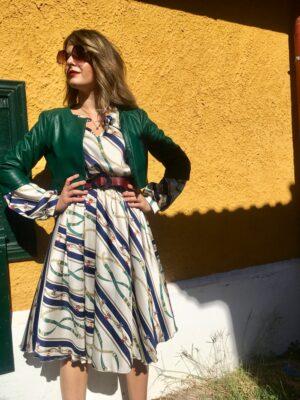 φόρεμα Kelly Rinascimento