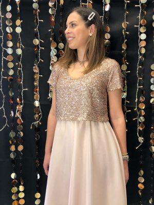 φόρεμα Christina Rinascimento