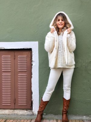 παντελόνι White Rinascimento