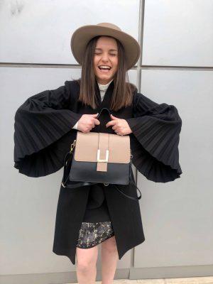 τσάντα Aida Rinascimento