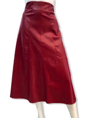 φούστα Eco Leather Rinascimento