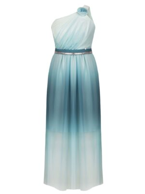 Μάξι φόρεμα με έναν ώμο Kitana by Rinascimento