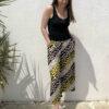 Λεοπάρ κοντή παντελόνα Roselil Culture