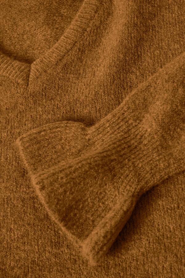 Γυναικείο ζεστό πουλόβερ Corina Kaffe