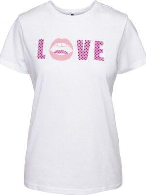 Κοντομάνικο T-shirt με λογότυπο Love Desires