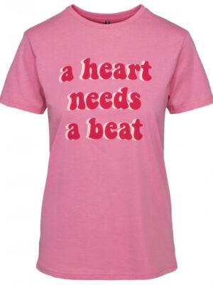 Γυναικείο T-shirt με logo Heart Desires
