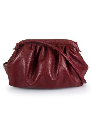 Δερμάτινη pouch τσάντα Yiasu