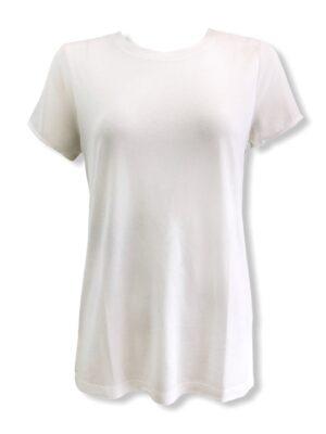 Λευκό κοντομάνικο T-shirt Ediba Desires