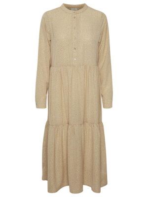 Αέρινο μακρύ φόρεμα Kindra Kaffe