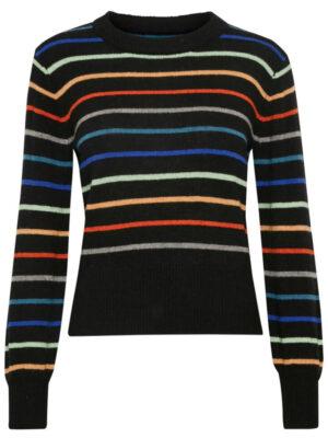 Μάλλινο ριγέ πουλόβερ Lisa Soaked in Luxury
