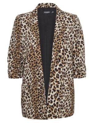 Γυναικείο λεοπάρ μπλέιζερ Shirley Soaked in Luxury
