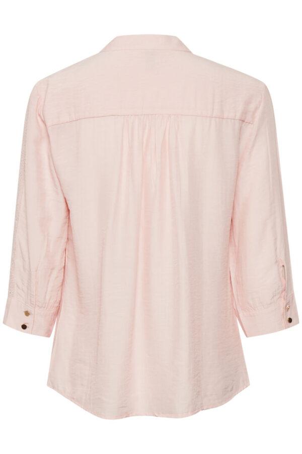 Γυναικεία ροζ παστέλ μπλούζα Asmine Culture