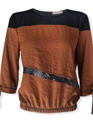 Γυναικεία μπλούζα με λάστιχο Rinascimento