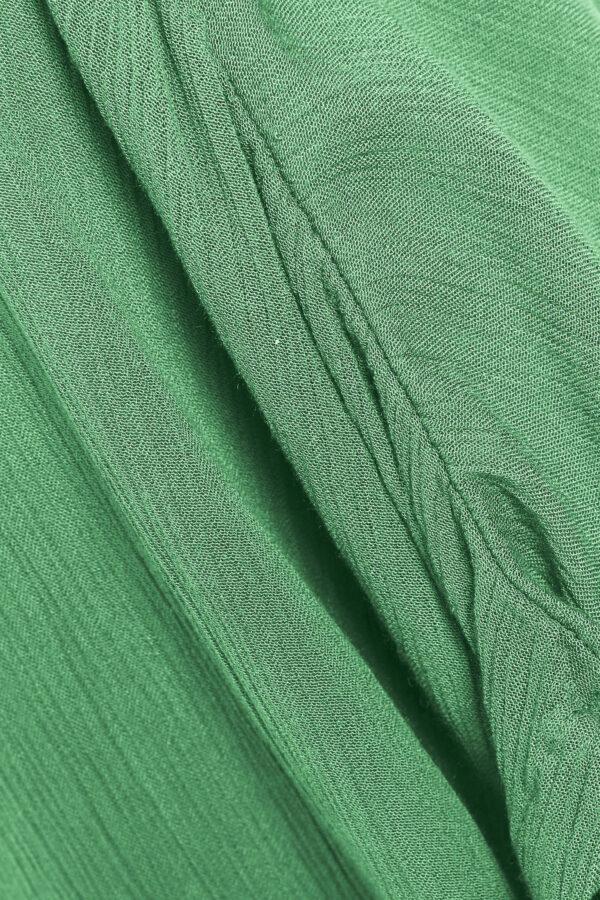 Πράσινη ανάλαφρη μπλούζα Amber Kaffe