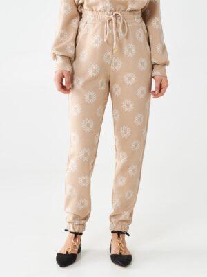Παντελόνι φόρμας με λάστιχο Rinascimento