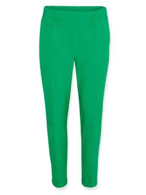 Πράσινο παντελόνι αστραγάλου Nanci Jillian Kaffe