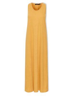 Καλοκαιρινό μακρύ μακό φόρεμα Linena Soaked in Luxury