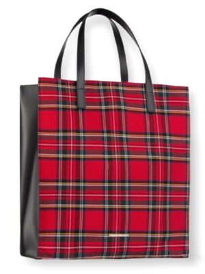 Ντουμπλ φας τσάντα shopping bag Rinascimento